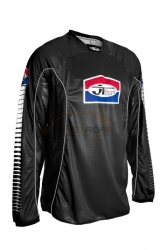 PRO-TOUR MX JERSEY SPRING 2012 black-white