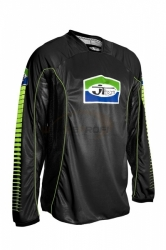 PRO-TOUR MX JERSEY SPRING 2012 black-green