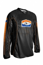 PRO-TOUR MX JERSEY SPRING 2012 black-orange