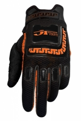 LIFE LINE PERFORMANCE GLOVES SPRING 2012 black-orange